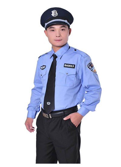 Đồng phục bảo vệ BV01