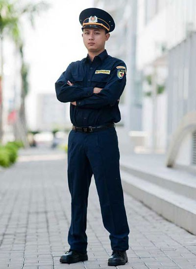 Đồng phục bảo vệ BV02