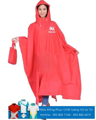 Áo mưa đồng phục 02