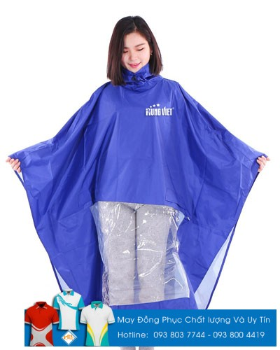 Áo mưa đồng phục 03