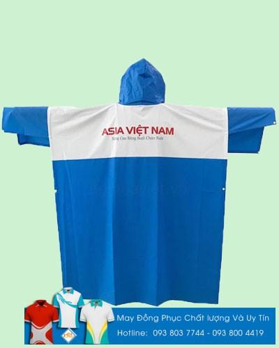 Áo mưa đồng phục 04