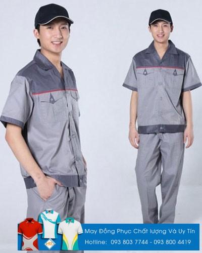 Đồng phục bảo hộ lao động 02