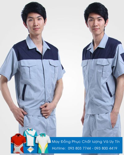 Đồng phục bảo hộ lao động 03