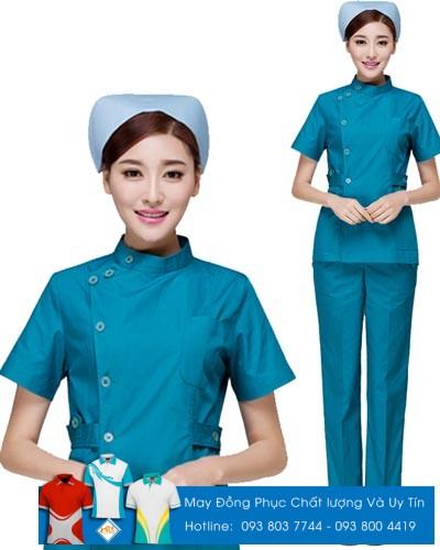 Đồng phục bệnh viện 01