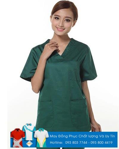Đồng phục bệnh viện 02
