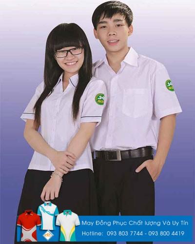 Đồng phục học sinh cấp 2 01