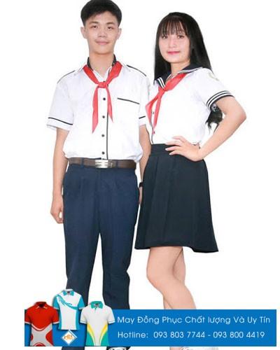 Đồng phục học sinh cấp 2 02