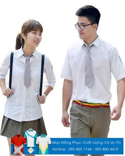 Đồng phục học sinh cấp 3 03