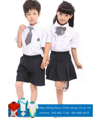 Đồng phục học sinh tiểu học 01