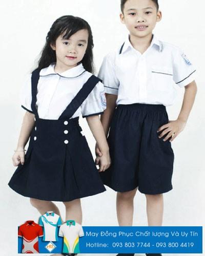 Đồng phục học sinh tiểu học 02