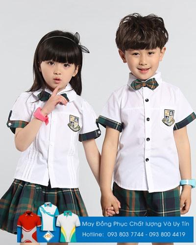 Đồng phục học sinh tiểu học 04